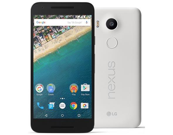 Google Nexus 6P будет доступен для предзаказа в октябре