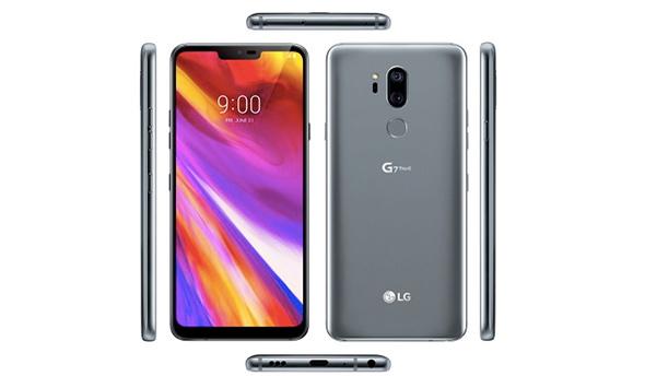 КомпанияLG официально представила флагманский смартфон G7 ThinQ