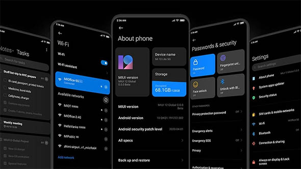 Xiaomi опубликовала список смартфонов, которые получат MIUI 12.5