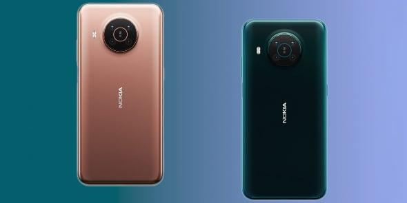 Nokia X10 и X20: новые середняки с поддержкой 5G представлены официально