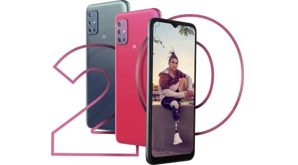 Motorola представила бюджетный Moto G20 с NFC, впечатляющим дисплеем и емким аккумулятором