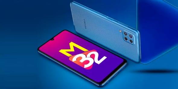 Samsung Galaxy M32 с массивной батареей представлен официально