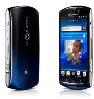 Игры на телефон Sony Ericsson Xperia neo V …