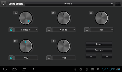 jetAudio Music Player Plus