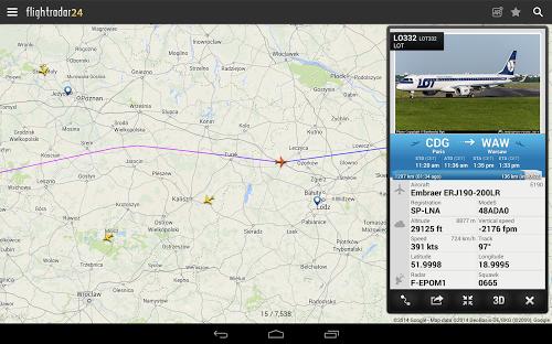 Flightradar24 Pro Скачать