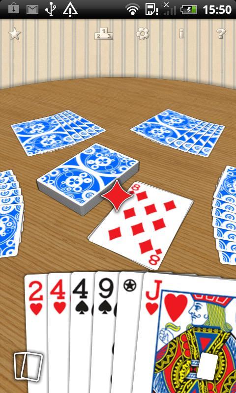 Играть карточная игра 101